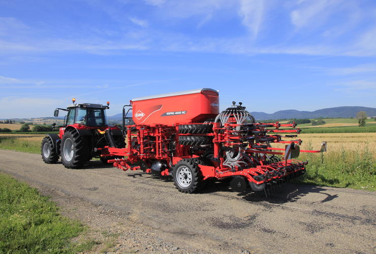 Kuhn Espro 4000 RC Drillmaschine