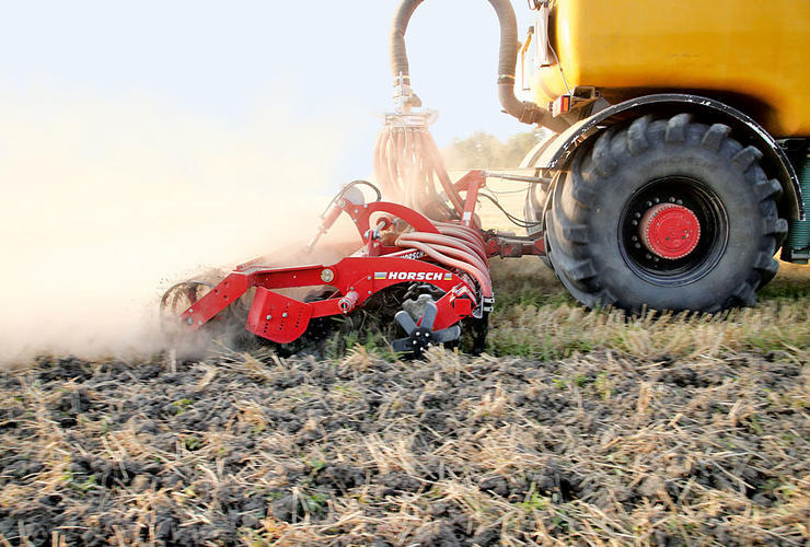 Horsch Joker CT