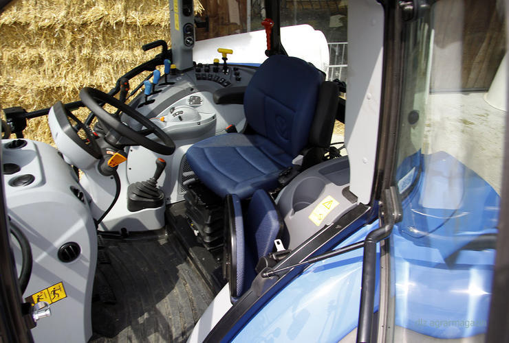 Kabine New Holland T5