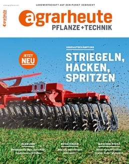 Cover agrarheute Pflanze Technik April 2018