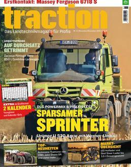 traction 6/2016 Cover