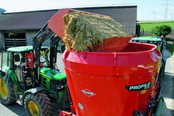 Kuhn Profile 13.1 Plus DL im Test