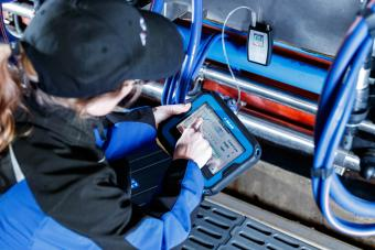 DeLaval Cleaning Analyses von DeLaval