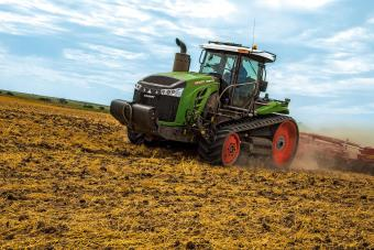 Fendt 1100 Raupe