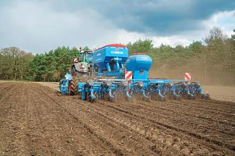 Lemken Azurit DeltaRow