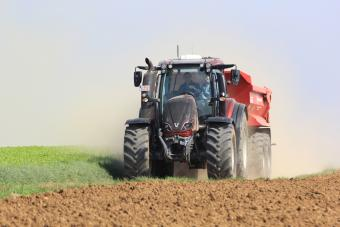 Valtra T254 Versu traction breit