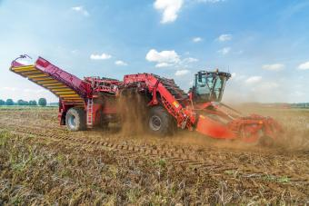 Grimme Ventor 4150