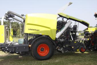 Claas Uniwrap Press-Wickel-Kombination