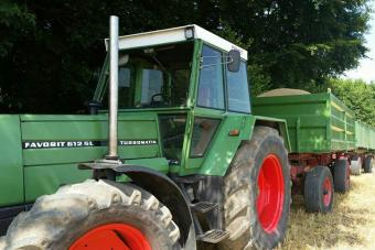 Fendt Favorit Traktor