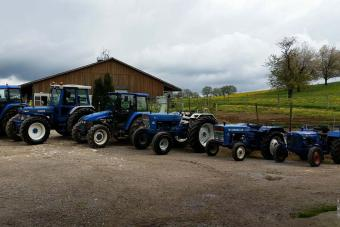 Fordson und New Holland