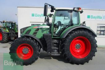 Fendt Traktor in der Profi Version