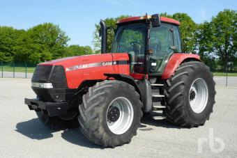 RB Auction Case IH Magnum MX285