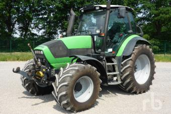 RB Auction Deutz-Fahr Agrotron M610