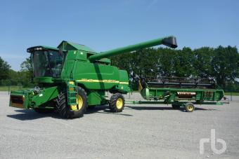 RB Auction John Deere 9560i