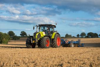 First Claas Rental