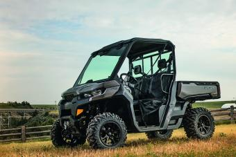 BRP can-am ATV