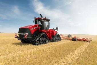 Case IH: Quadtrac 620