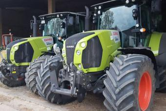 Claas Arion Traktoren