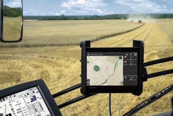 Fleet View von Claas