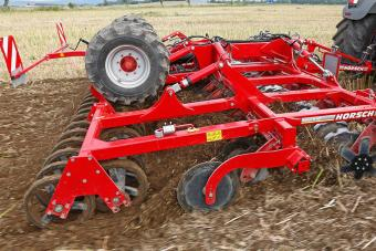 Horsch Joker HD