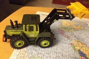 MB Trac 1800 Modell