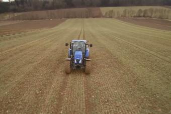 New Holland Drohnenbild