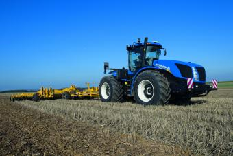 New Holland: T9.565