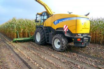 Krone EasyCollect FP New Holland