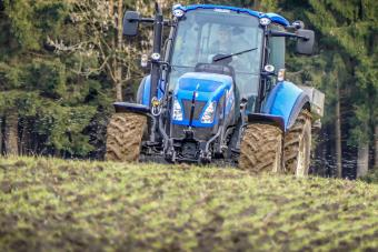 New Holland Düngung