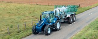 New Holland Methane Concept Tractor
