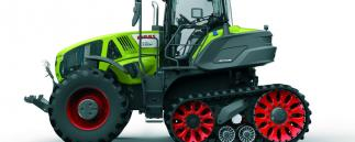 Claas Axion Terra Trac