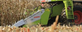 Claas Corio 675 FC und Tucano 560 Business