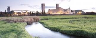 Potash-Corp-Werk New Brunswick