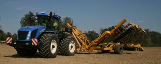 Überbreiter New Holland T9