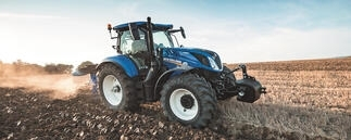 New Holland T6.180 Pflug