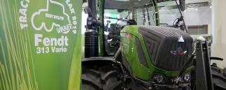 Fendt 313 Vario bei Tractor of the Year