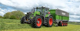 Fendt Tigo XR