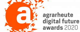 Logo agrarheute digital future awards 2020