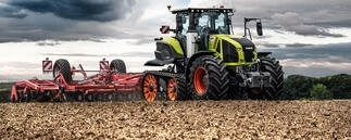 Claas-Axion-Egge