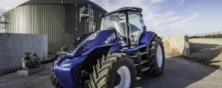 New Holland Biogastraktor