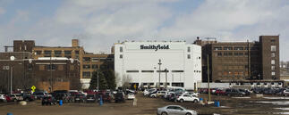 Smithfieldwerk in South Dakota