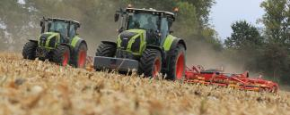 Axion 870 vs. Axion 920 breit