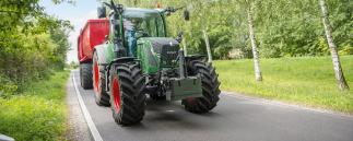 Fendt Traktor Transport