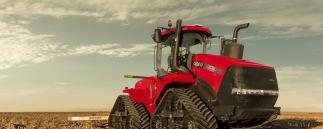 Case Ih Quadtrac CVX CVT-Technik