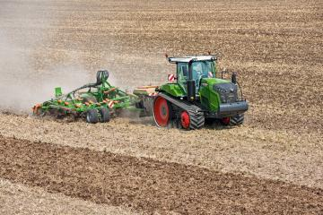 Fendt 900 MT Raupe
