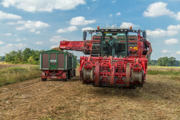 Grimme Ventor 4150 Abbunkern