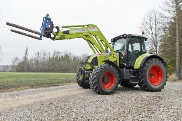 traction Claas Arion 640 Schmuck 1-1