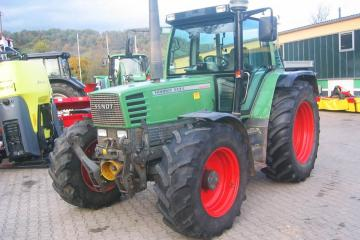 Fendt Favorit 512 C Traktor