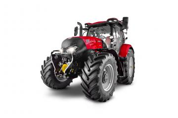 Case IH Maxxum Signature Edition
