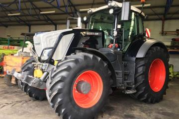 Fendt Vario Black Edition